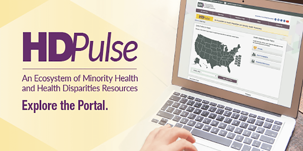 NIMHD's New Online Health Disparities Resource